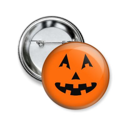 Значок 50мм Хэллоуин