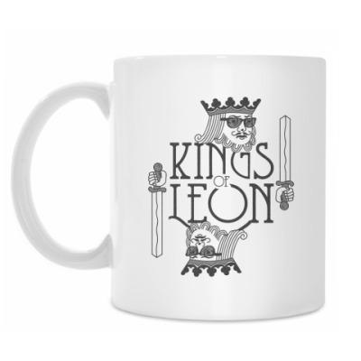Кружка Kings of Leon