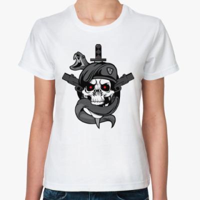 Классическая футболка Метал Гир