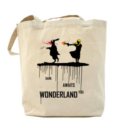 Сумка Dark Wonderland