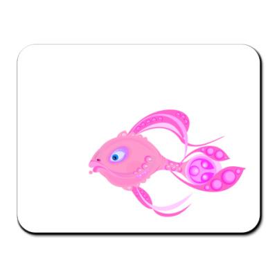 Коврик для мыши Рыба