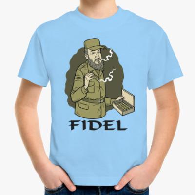 Детская футболка Fidel