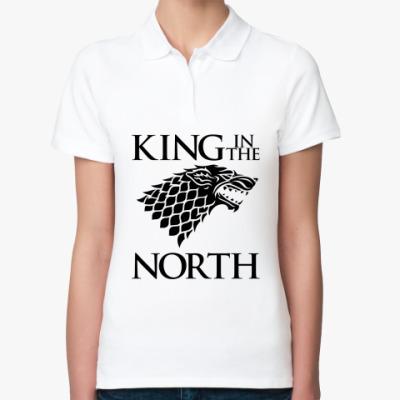 Женская рубашка поло  Игра престолов