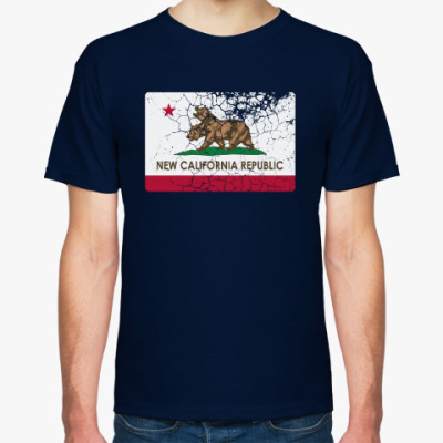 Футболка New California Republic