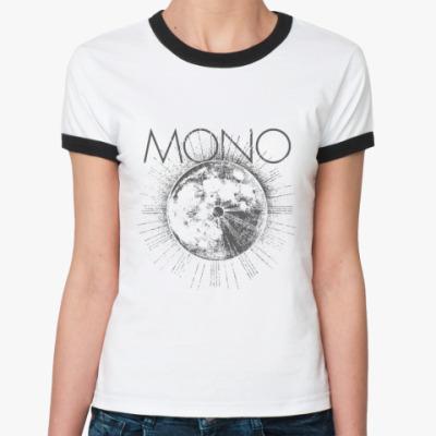 Женская футболка Ringer-T MONO