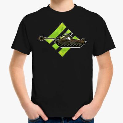 Детская футболка Танк ИС-3 СССР