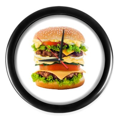 Настенные часы Fast Food