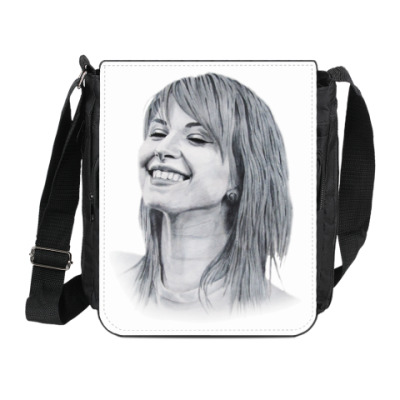 Сумка на плечо (мини-планшет) Hayley Williams