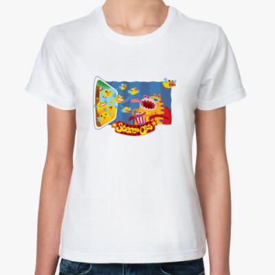 Классическая футболка Стереокот