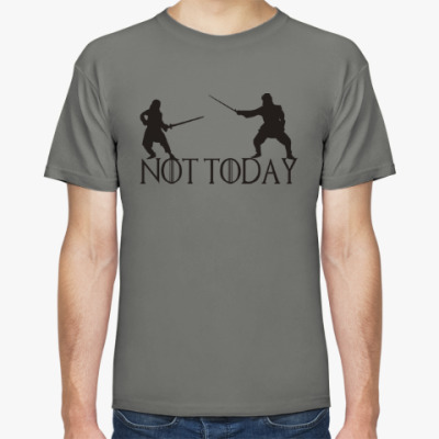 Футболка Игра Престолов - Не сегодня