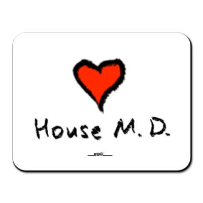 Коврик для мыши Коврик: «Сердце»