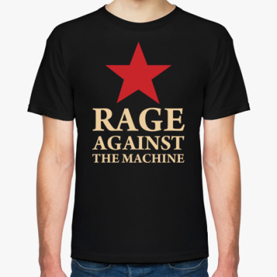 Футболка Rage Against the Machine