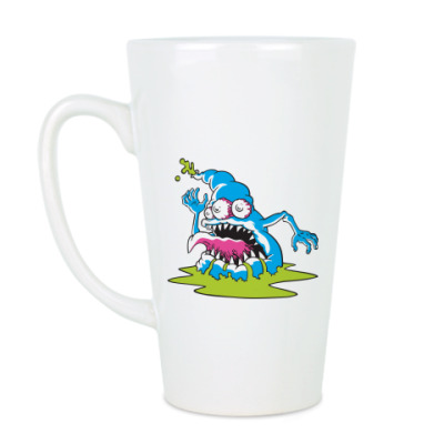 Чашка Латте Monster