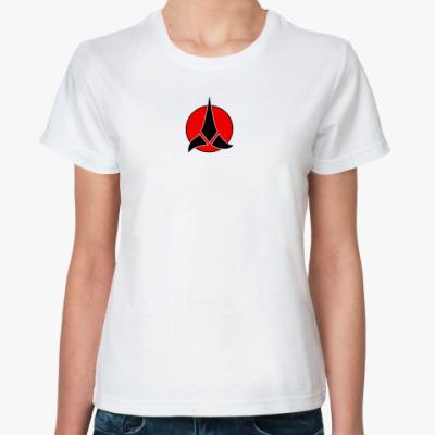 Классическая футболка 'Империя М'