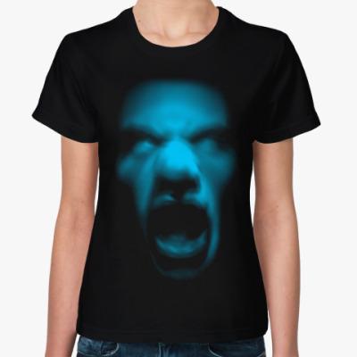 Женская футболка Risen