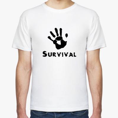 Футболка Survival