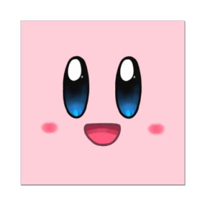 Наклейка (стикер) Kirby