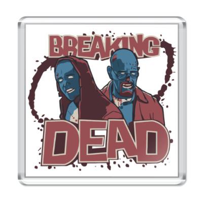 Магнит Breaking Bad - Walking Dead