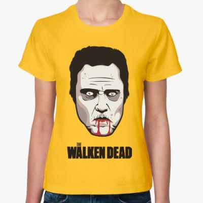 Женская футболка Walken Dead