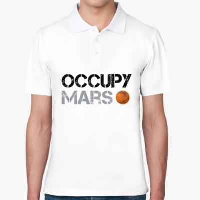 Рубашка поло Occupy Mars
