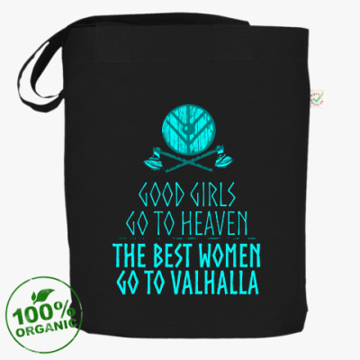 Сумка The best women go to Valhalla
