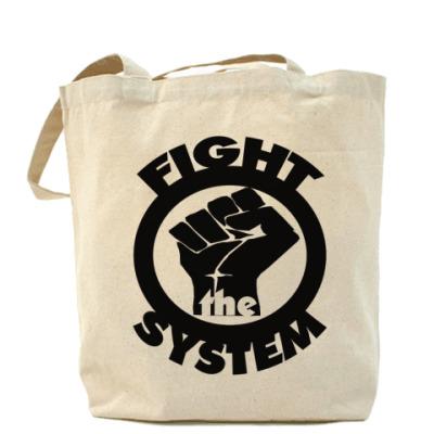 Сумка Fight the System Холщ сумка