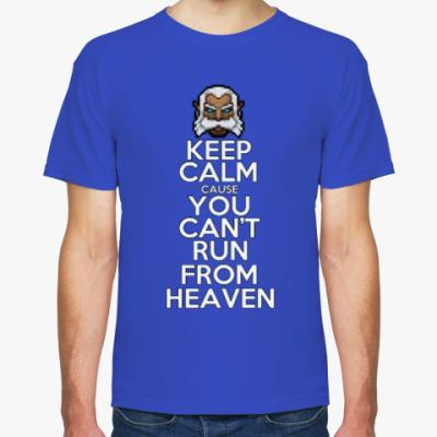 Футболка Keep calm Dota 2 / Zeus