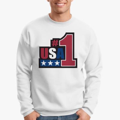 Свитшот USA 1