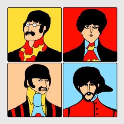 Постер Beatles