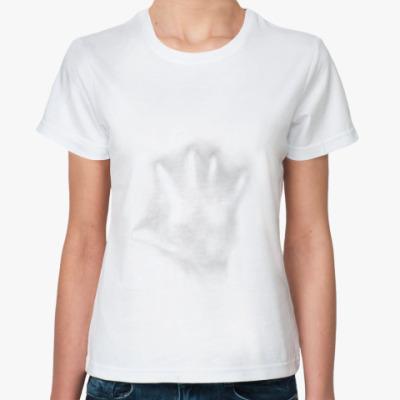 Классическая футболка Vnutri
