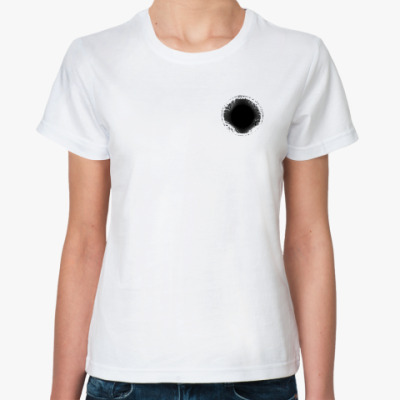 Классическая футболка Жесть