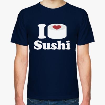 Футболка Love Sushi