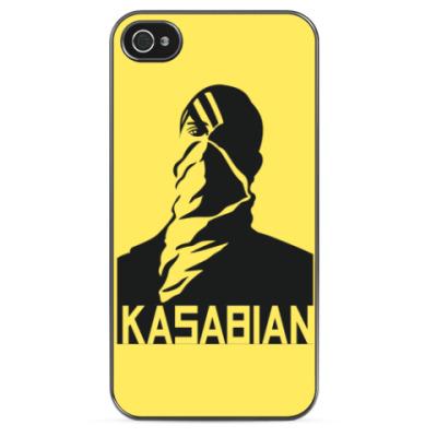 Чехол для iPhone Kasabian
