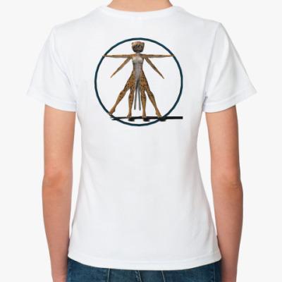 футболка Леодавинчи