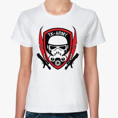 Классическая футболка Штурмовик (Звездные войны)