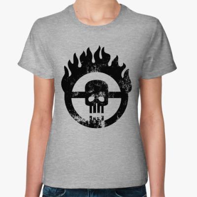 Женская футболка Безумный Макс: дорога ярости