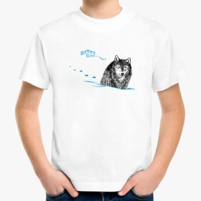 Детская футболка Детская футболка Жду лета!