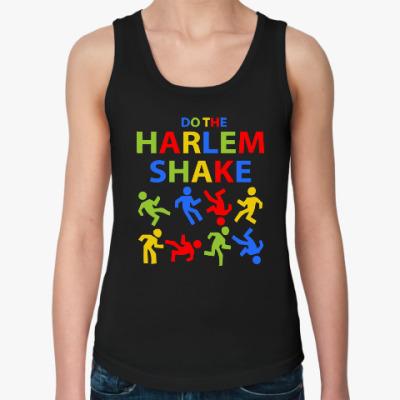 Женская майка Harlem Shake