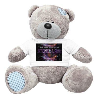 Плюшевый мишка Тедди StonedLand