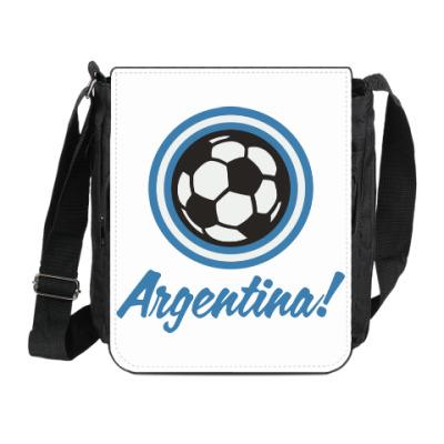 Сумка на плечо (мини-планшет) Аргентина