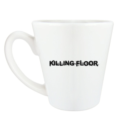 Чашка Латте Кружка Killing Floor