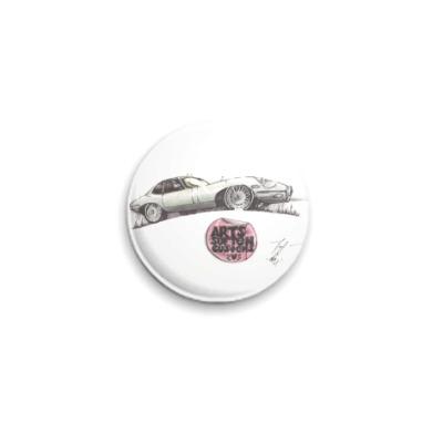 Значок 25мм ASCV-badge