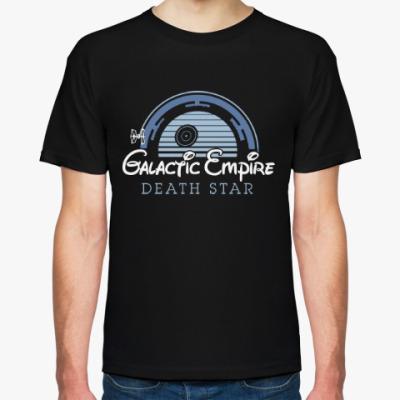Футболка Звезда смерти (Звёздные войны)