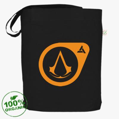 Сумка Half-Life Assassin's Creed