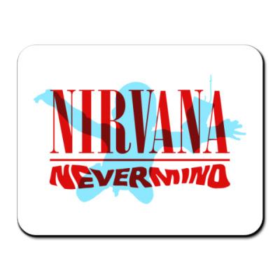 Коврик для мыши Nirvana