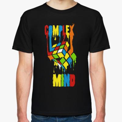 Футболка Кубик Рубика (Complex Mind)