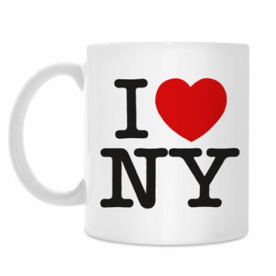 Кружка NY Style
