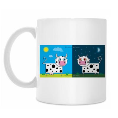 Кружка Коровы и быки