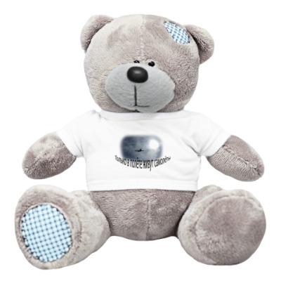 Плюшевый мишка Тедди Самолёт