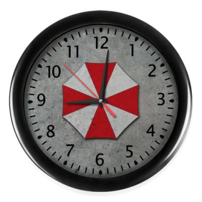 Настенные часы Umbrella Corporation